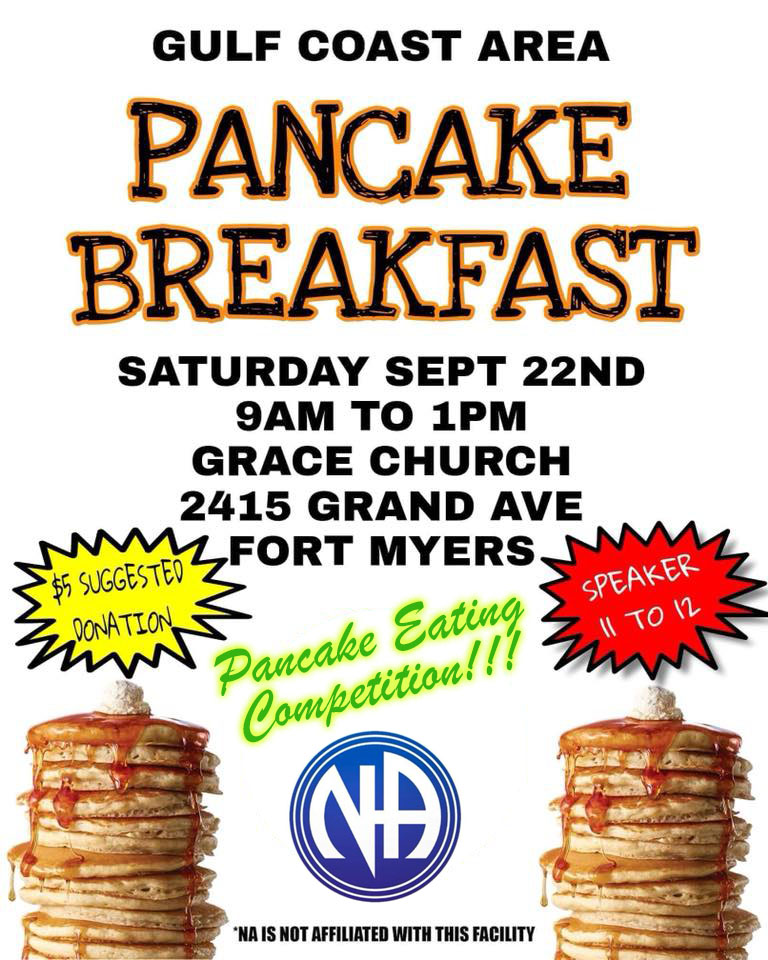 Pancake Breakfast @ Grace Church | Fort Myers | Florida | United States